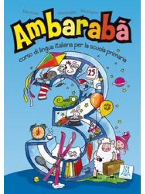 Ambaraba - 3 Libro+CDs