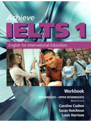 Achieve IELTS - WB+CD