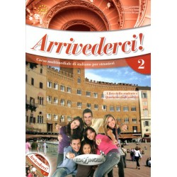 Arrivederci! - 2 Libro+Quaderno+CD