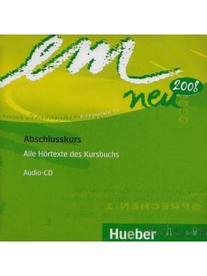 Em Neu Abschlusskurs 2008 - CD