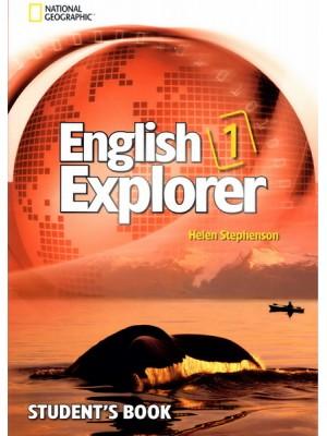 English Explorer - 1 SB+CD