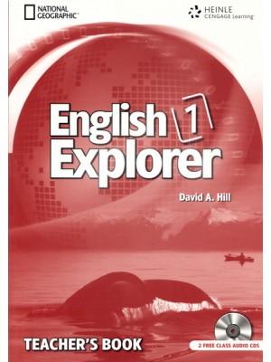 English Explorer - 1 TB