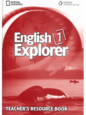 English Explorer - 1 TRB