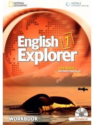 English Explorer - 1 WB