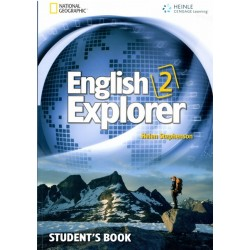 English Explorer - 2 SB+CD