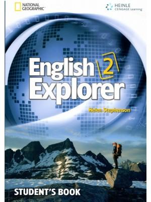 English Explorer - 2 SB+CD