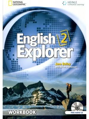English Explorer - 2 WB