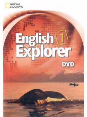 English Explorer - 1 DVD