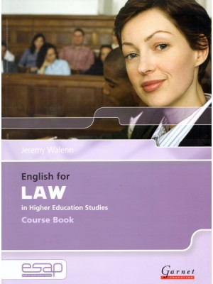 English for Law - CB