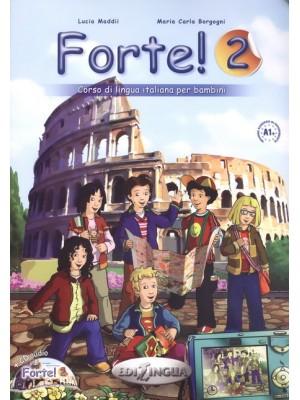 Forte! - 2 Libro+CD