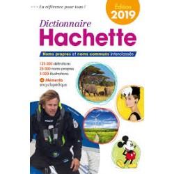 Dictionnaire Hachette - Edition 2019