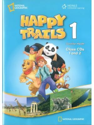 Happy Trails - 1 Audio CD