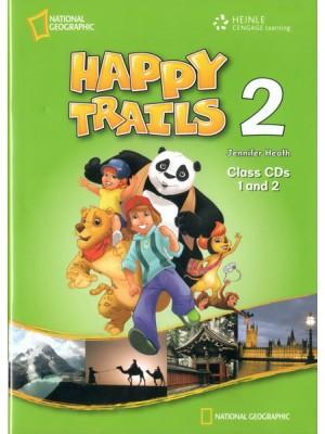 Happy Trails - 2 Audio CD