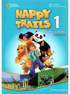 Happy Trails - 1 SB+CD