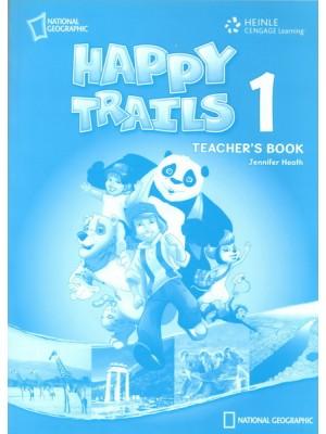 Happy Trails - 1 TB