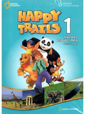 Happy Trails - 1 TRB