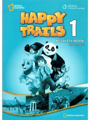 Happy Trails - 1 WB