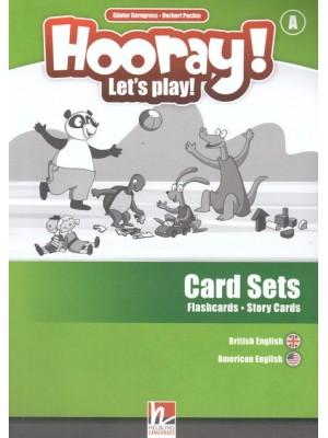 Hooray! Let's Play! - Visual Pack