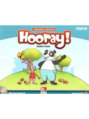 Hooray! - Starter+CD