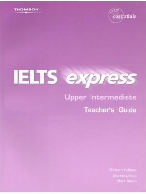 IELTS express - Upper Intermediate TB