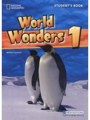 World Wonders - 1 SB+CD