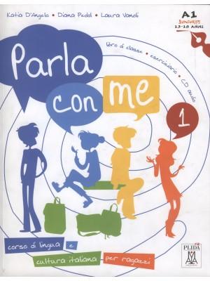 Parla con me - 1 Libro+CD