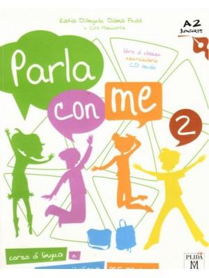 Parla con me 2 - Libro+Quaderno