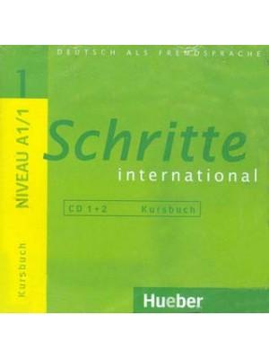 Schritte International - 1 CDs zum KB