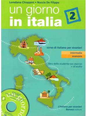 Un Giorno in Italia - 2 Libro+CD