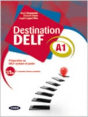 Destination Delf A1 + CD