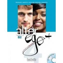 Alter Ego Plus - 4 Livre de l'élève + CD-Rom