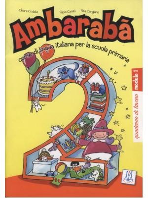 Ambaraba - 2 Quaderno