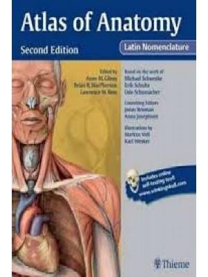 Atlas of Anatomy 2ed
