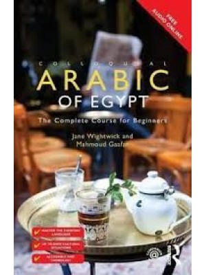 Colloquial Arabic of Egypt: The Complete Course for Beginners Free Audio Online