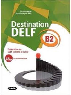 Destination Delf B2 + CD
