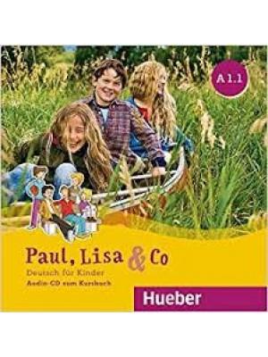 Paul, Lisa & Co CD A1.1