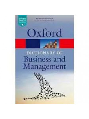 Dictionary of Business and Management