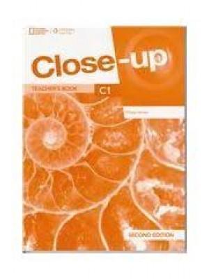 Close-Up C1 Teacher's Book+online Teacher Zone+CD`s+DVD