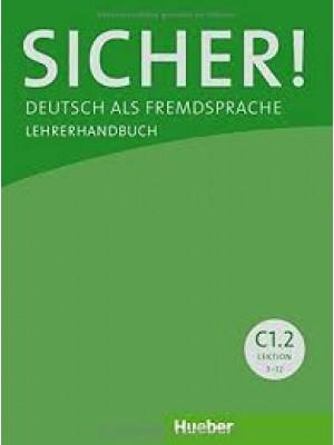Sicher! - C1/2 LHB