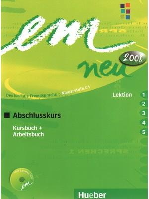 Em Neu Abschlusskurs 2008 - KB+AB+CD 1-5