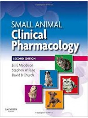 Small Animal Clinical Pharmacology 2 ed