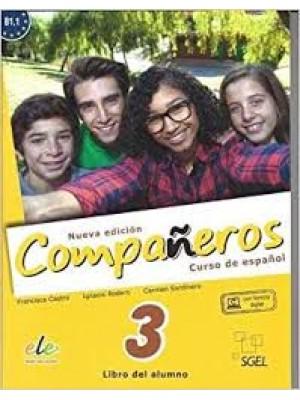 Companeros 3 Libro del alumno