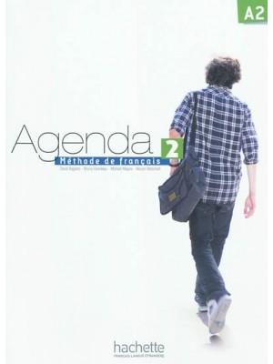Agenda - 2 Livre + DVD-Rom