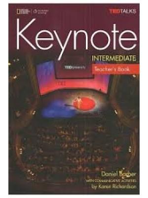 Keynote Intermediate TB +CD's