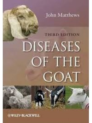 Diseases of the Goat 3ed