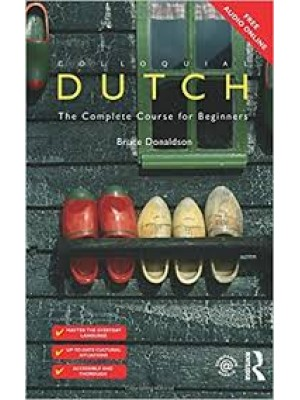 Colloquial Dutch: A Complete Language Course Free Audio Online