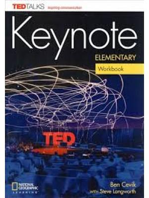 Keynote Elementary WB +CD