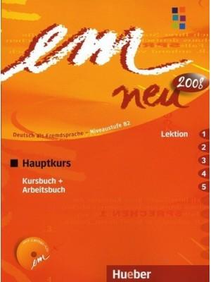 Em Neu Hauptkurs 2008 - KB+AB+CD 6-10