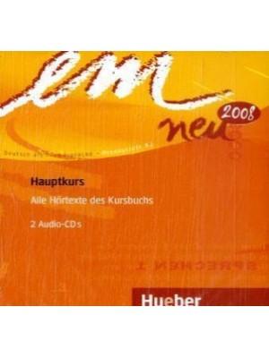 Em Neu Hauptkurs 2008 - CDs