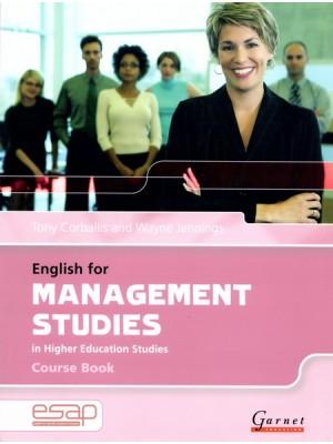 English for Management Studies - CB